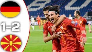 Германия 1-2 Северная Македония Полный Обзор Матча Чемпионата мира.Надеюсь не забудете подписаться.