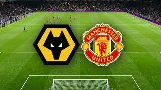 Вулверхэмптон - Манчестер Юнайтед обзор матча команд АПЛ футбол PES 2020
