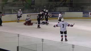 Ночная хоккейная лига. Сезон 2018/2019. Видеообзор матчей 10-го тура в дивизионе «40+»
