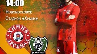 Химик-Арсенал - Красный