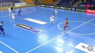 Обзор матча Словения - Казахстан (3:4)