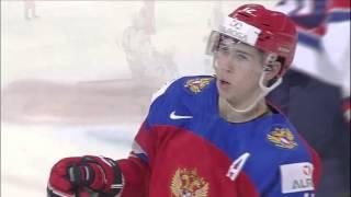 Видеообзор матча Россия-США