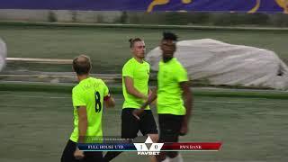 Обзор матча | FULL HOUSE UTD 1 - 2 RWS BANK #SFCK Street Football Challenge Kiev