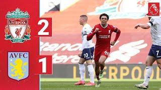 Highlights: Liverpool 2-1 Aston Villa   Trent grabs the winner against Villa