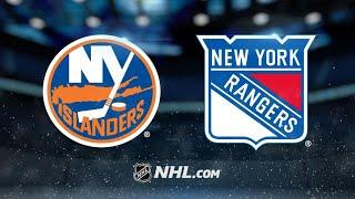 New York Islanders vs New York Rangers | Jan.21, 2020 | Game Highlights | NHL 2019/20 | Обзор матча