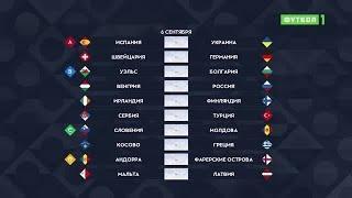 Лига наций. Обзор матчей 06.09.2020