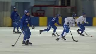 «Динамо» (Москва) в Ульяновске