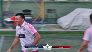 Обзор матча | ULICHNAYA EDA 7 - 2 ХУРМА #SFCK Street Football Challenge Kiev
