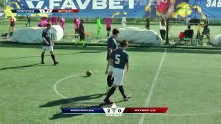 Обзор матча   POKUPON.UA 6:1 ФУТБОЛ 1/2/3 #SFCK Street Football Challenge Kiev