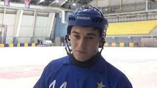 Никита Иванов о тренировках в Ульяновске