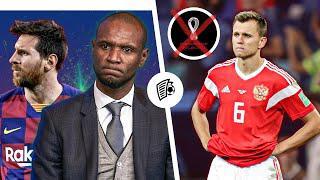 Конфликт: Месси против Барселоны! Сборную России отстранили от Чемпионата Мира!