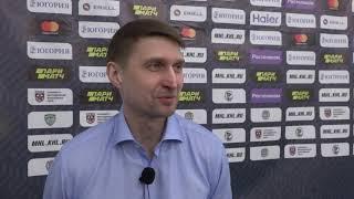 Наставники Мамонтов Югры и Кузнецких Медведей подвели итоги заключительного матча регулярки