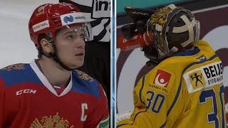 Швеция - Россия: 7 ноября 2020, Кубок Карьяла, Обзор матча...