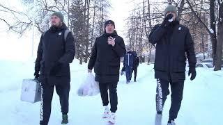 """Выпуск №27 Около матча """"Кузбасс"""" - """"Енисей"""""""