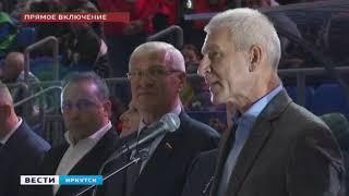 «Байкал-Энергия» переиграл новосибирский «Сибсельмаш» со счётом 10:0