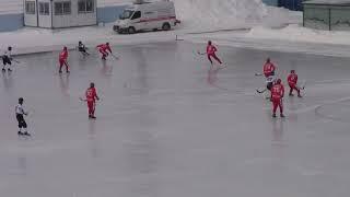 13 декабря Высшая лига Сибсельмаш 2 vs Байкал Энергия 2