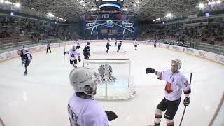 Видеообзор матча ВХЛ Югра - Молот (5:1), от 29.01.2019