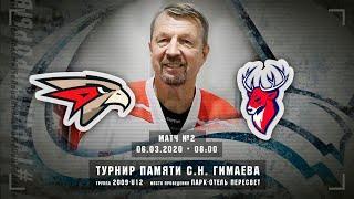 Авангард - Торпедо, 2009-U12, 6 марта 2020 в 08:00 (MSK), Пересвет