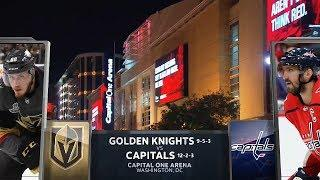 Вашингтон - Вегас: 10 ноября 2019, Обзор матча...