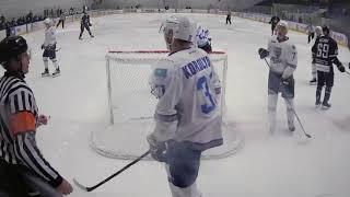 Видеообзор матча МХЛ Мамонты Югры - Снежные барсы 04112019