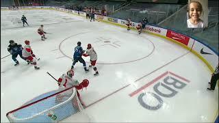 Финляндия - Россия / 2:1 / матч за третье место / МЧМ 2021