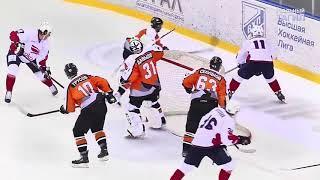 Видеообзор хоккейного матча Спутник   Сокол 07 12 14