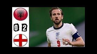 Албания Англия обзор матча. отбор ЧМ 2022