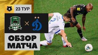 19.07.2020 Краснодар - Динамо - 0:2. Обзор матча