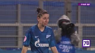 Зенит - Краснодар. Обзор матча