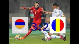 ARMENIA VS ROMANIA/HAYERI CQNAX HAXTANAK@