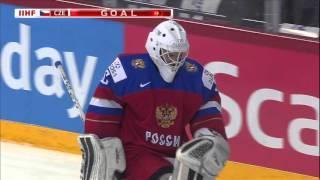Видеообзор матча Чехия-Россия