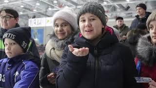 "Видеообзор матча ХК ""Ertis"" - ХК ""Gornak"", игра № 224, ОЧРК 2019/2020, 07.01.2020"
