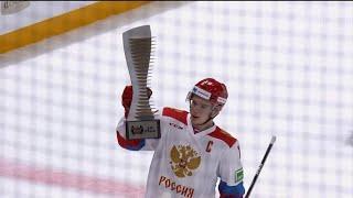 Российская сборная молодежным составом выиграла Кубок Карьяла.
