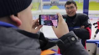 "Обзор матча ЛХК ""Nova City"" -  ЛХК ""Azam"" 2:5. АЛХЛ сезон 2019-2020"