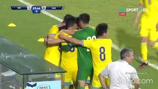 Как молодежная сборная Казахстана пропустила на 91-й и вырвала победу на 94-й минуте матча