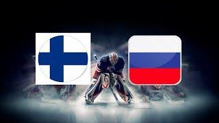 Финляндия - Россия МЧМ 2021   Борьба за Бронзу   Молодежный Чемпионат Мира по Хоккею
