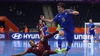 Обзор матча Венесуэла - Казахстан - 1:1. Чемпионат мира. Групповой этап
