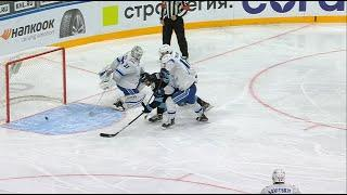 Dinamo Mn vs. Barys   19.10.2021   Highlights KHL