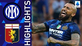 Inter 4-0 Genoa | Inter kick off title defence with emphatic win! | Serie A 2021/22