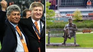 Шахтар зробив пам'ятник Луческу. Кому він тепер треба?