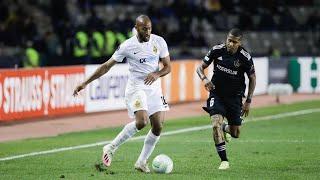 Обзор матча «Карабах» - «Кайрат» - 2:1. Лига Конференций УЕФА. Групповой этап