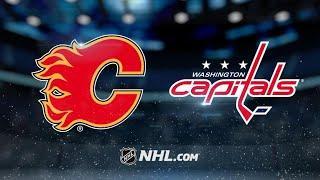 Calgary Flames vs Washington Capitals | Oct.23, 2021 | Game Highlights | NHL 2022 | Обзор матча
