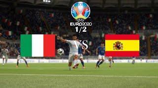 Испания и Италия бились до конца, но все решили пенальти. Один из самых драматичных матчей в истории