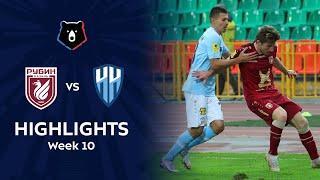 Highlights Rubin vs FC Nizhny Novgorod (0-1)   RPL 2021/22