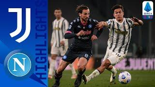Juventus 2-1 Napoli   Dybala Finish Secures The Win For Juventus   Serie A TIM