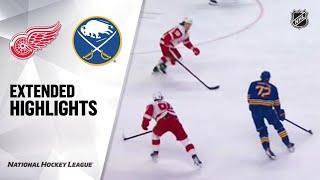Detroit Red Wings vs Buffalo Sabres | Oct.09, 2021 | Preseason | Game Highlights | Обзор матча