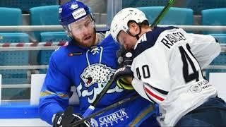 ✅ Прямая трансляция матча Барыс — Металлург в КХЛ