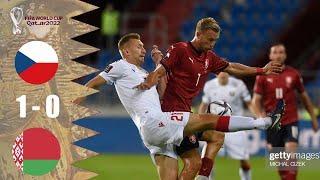 Чехии-Беларусь 1-0 Обзор Матча | Qatar 2022