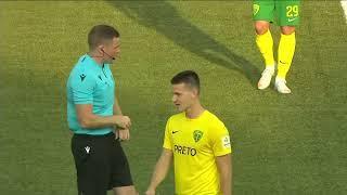 Обзор матча «Жилина» - «Тобол» - 5:0. Лига Конференций УЕФА. 3-й отборочный раунд