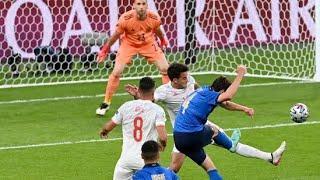 Italy vs Spain HD Highlights | Full Match 1-1| Euro 2020 Semi-final Gameplay